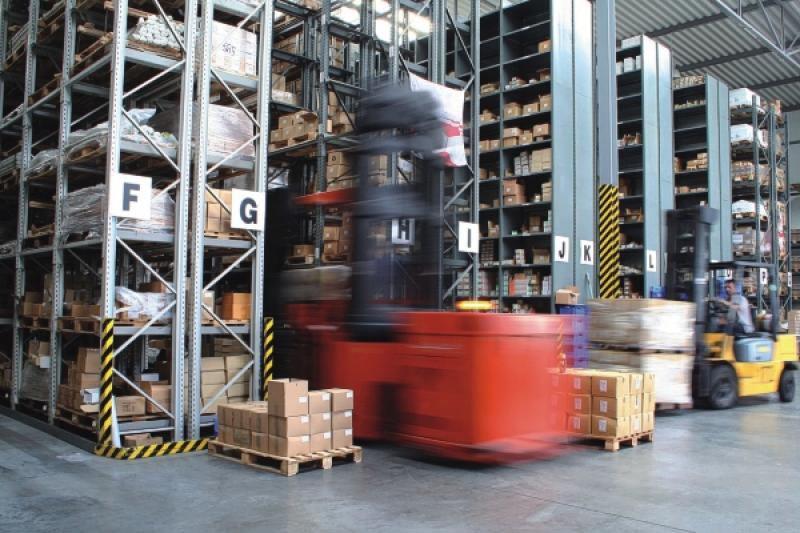 Logistik & Lager